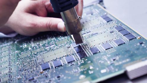 Drews Electronic Dienstleistungen Rework