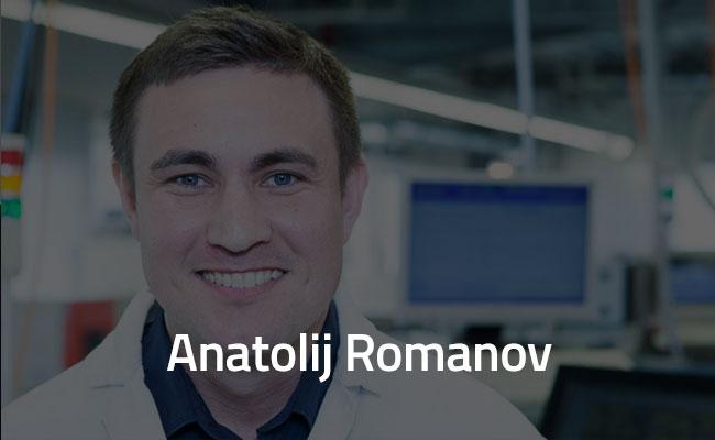 Drews Electronic Anatolij Romanov hover