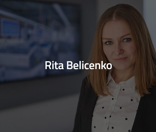 Drews Electronic Rita Belicenko hover