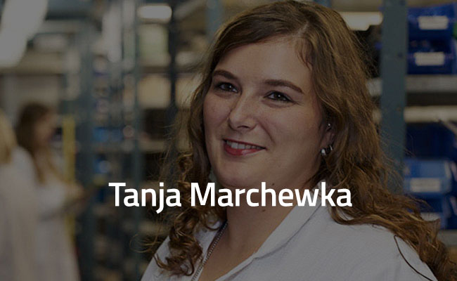 Drews Electronic Tanja Marchewka