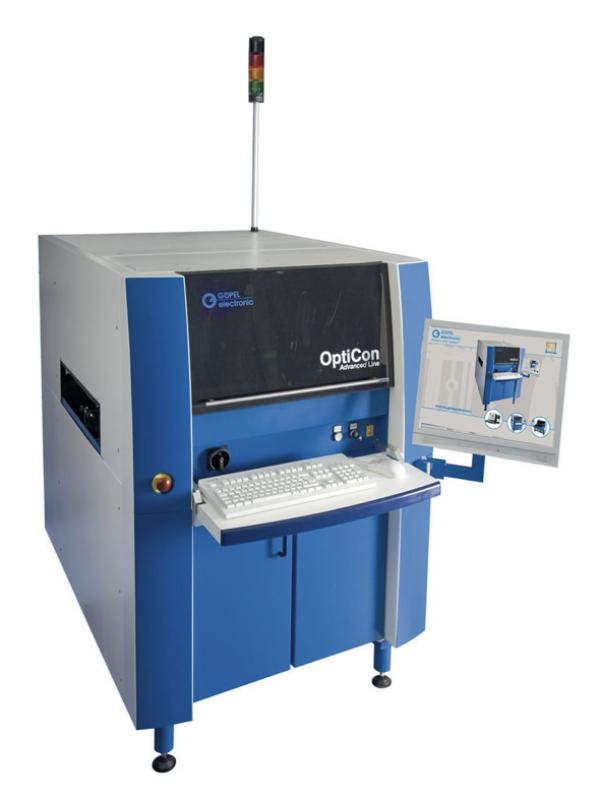 Drews Electronic Qualitaet Göpel Opticon AdvancedLine 1