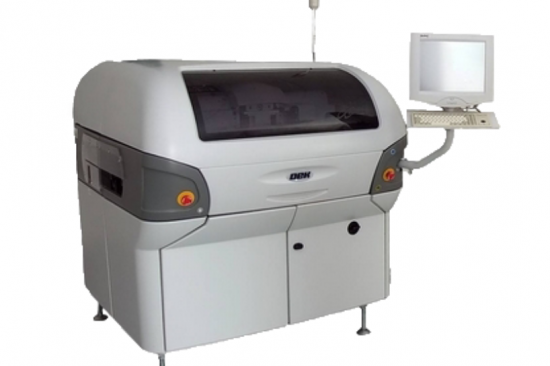 Drews Electronic Schablonendrucker 1